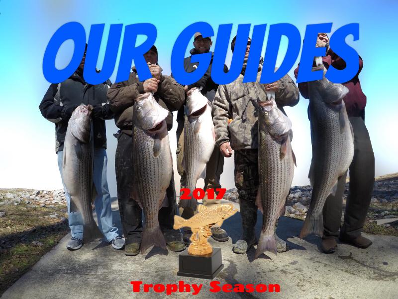 Fishing 24-7 Guide Service - Striped Bass Guides Link